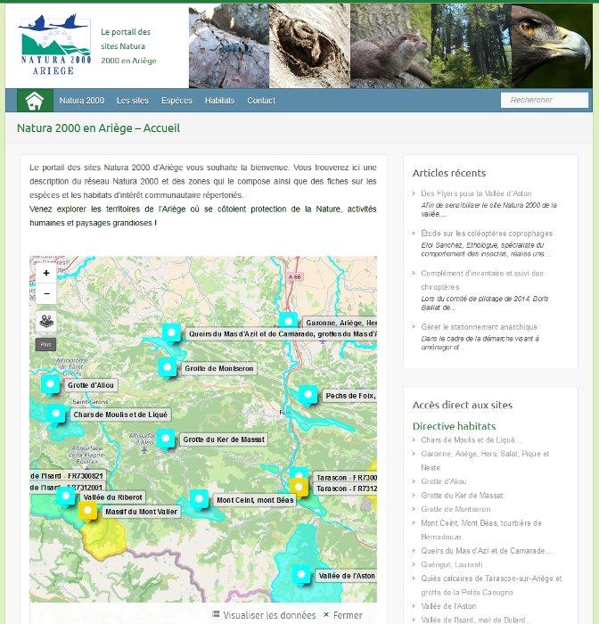 Administration environnementale Ariège